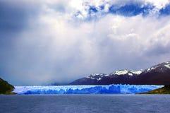 Immagine catturata in Perito Moreno Glacier nella Patagonia (Argentin immagine stock