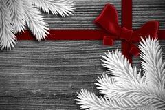 Immagine composita dei rami di albero digitalmente generati dell'abete royalty illustrazione gratis