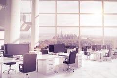 Immagine composita delle forniture di ufficio Immagine Stock