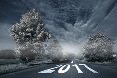 Immagine composita delle frecce 3D Fotografia Stock Libera da Diritti