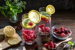 Immagine con una bevanda immagini stock libere da diritti