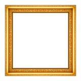 Immagine d'annata dell'oro Immagini Stock