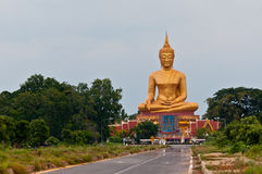 Immagine del Buddha Fotografie Stock