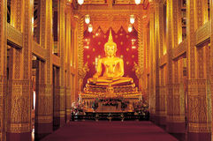 Immagine del Buddha, Tailandia immagini stock libere da diritti