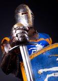 Immagine del cavaliere di gloria Immagini Stock Libere da Diritti