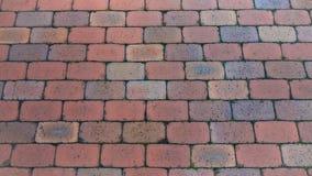 Immagine del fondo del muro di mattoni Fotografia Stock