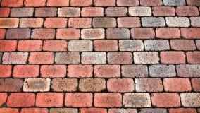 Immagine del fondo del muro di mattoni Immagini Stock Libere da Diritti