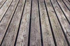 Immagine del modello di legno del legname del fondo della piattaforma Fotografia Stock