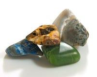 immagine del primo piano dei minerali Fotografia Stock