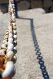 Immagine del recinto del ferro Fotografie Stock Libere da Diritti