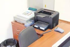 immagine del registratore di cassa immagine stock