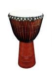 Immagine del tamburo africano etnico Immagini Stock