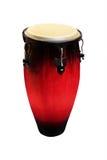 Immagine del tamburo africano etnico Fotografie Stock