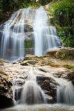 Immagine della cascata Fotografia Stock