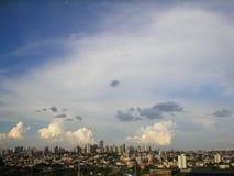 Immagine della città immagini stock