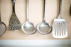 Immagine della cucina Immagini Stock Libere da Diritti