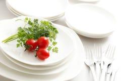 Immagine della cucina Fotografia Stock