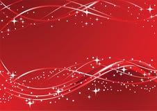 Immagine della decorazione rossa Immagine Stock Libera da Diritti