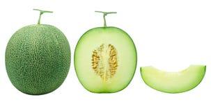 Immagine della frutta del melone Immagini Stock Libere da Diritti