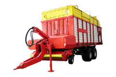 Immagine della macchina agricola Immagine Stock