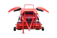 Immagine della macchina agricola Fotografie Stock