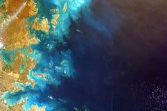 Immagine della NASA di intero universo fotografia stock libera da diritti