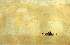 Immagine della nave Fotografia Stock