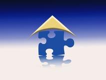 Immagine della proprietà immagine stock libera da diritti