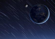Immagine della terra di alta qualità Fotografia Stock