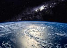 Immagine della terra di qualità di altezza Immagine Stock Libera da Diritti
