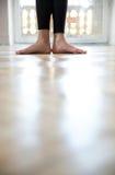 Immagine delle gambe del ` una s dell'uomo Fotografia Stock