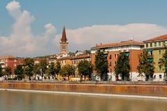Verona, Italia Fotografie Stock Libere da Diritti