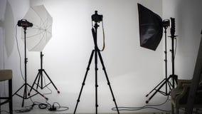 Immagine dello studio della foto Immagini Stock