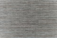 Immagine di alta risoluzione di struttura grigia del tessuto Immagine Stock