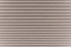 Immagine di alta risoluzione di struttura grigia e bianca del tessuto Immagini Stock Libere da Diritti