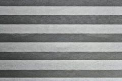 Immagine di alta risoluzione di struttura grigia e bianca del tessuto Fotografia Stock Libera da Diritti