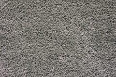 Immagine di alta risoluzione di struttura morbida grigia del tappeto Fotografia Stock