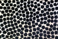 Immagine di alta risoluzione di struttura morbida mozaic grigia e bianca del tappeto Immagine Stock