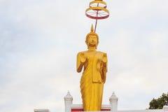 Immagine di Buddha alla baia di Khung Viman Fotografia Stock
