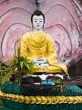 Immagine di Buddha in Myeik, Myanmar Fotografia Stock