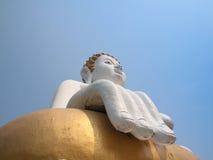 Immagine di Buddha nella vista orizzontale Immagine Stock