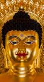 Immagine di Buddha usata come amuleti della religione di buddismo Immagini Stock