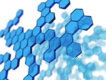 Immagine di chimica Immagine Stock Libera da Diritti