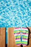 Immagine di concetto delle vacanze estive immagini stock
