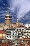 Immagine di Costantinopoli Immagini Stock Libere da Diritti