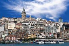 Immagine di Costantinopoli Fotografie Stock