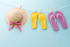 Immagine di estate fotografie stock