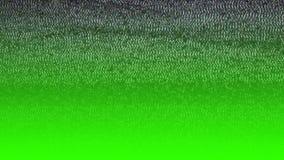 Immagine di impulso errato TV stock footage