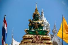 Immagine di Jade Buddha Immagini Stock