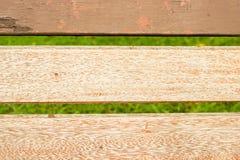 Immagine di legno Fotografia Stock